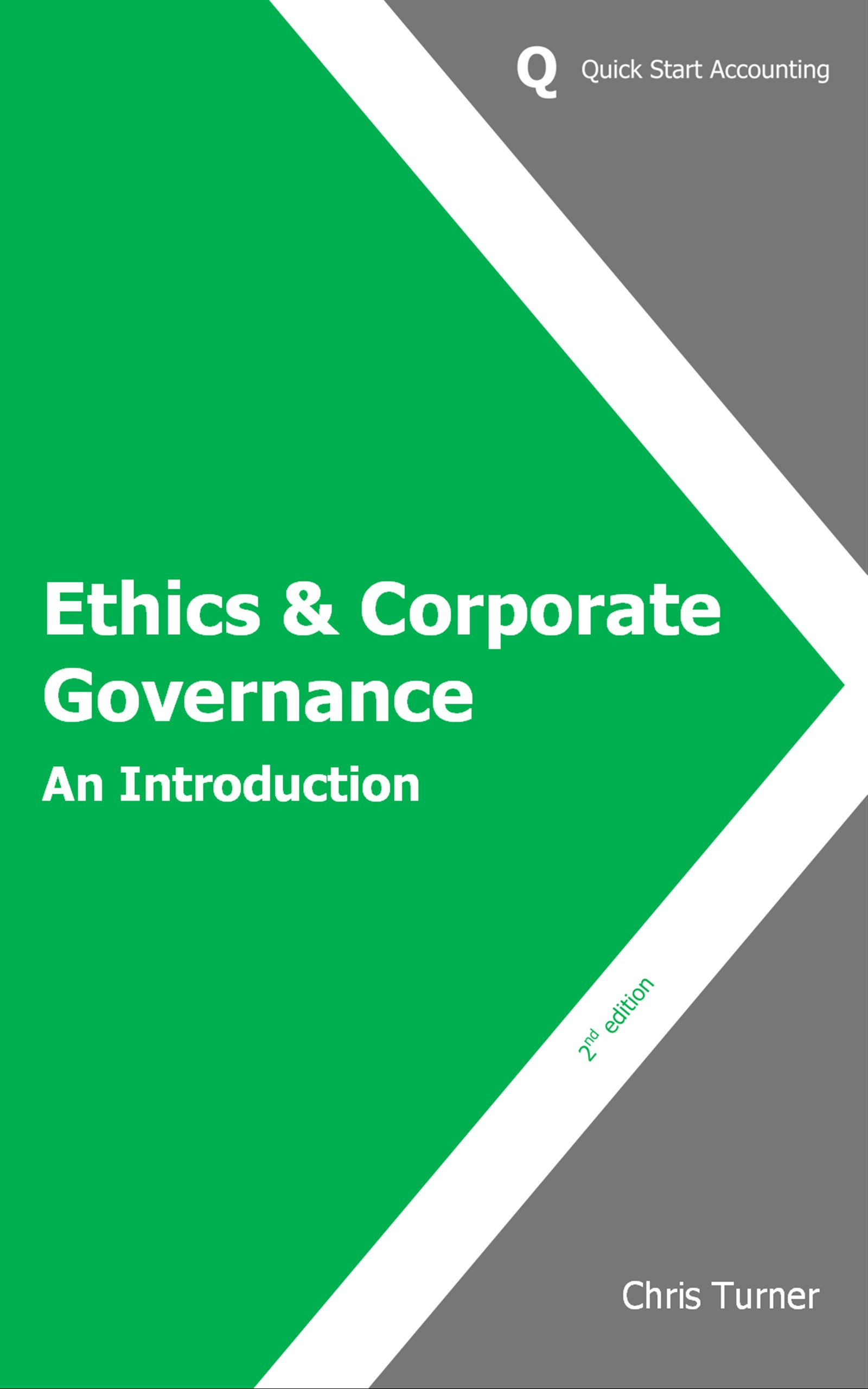 Ethics & Corporate Governance: An Introduction book cover