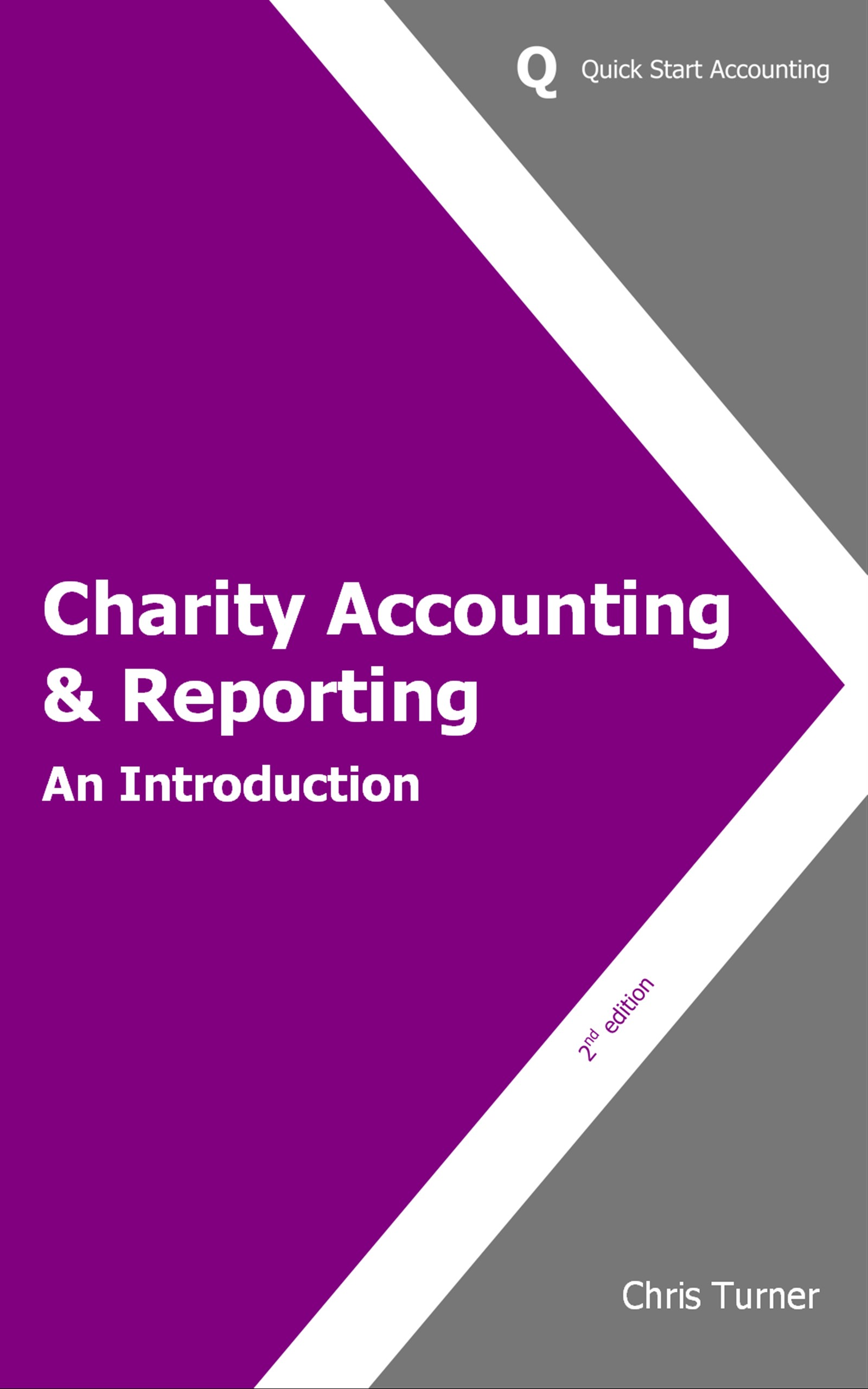 Charity Accounting & Reporting: An Introduction book cover